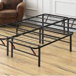 best bed frame for heavy person